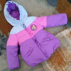 Disney Puffer Jacket